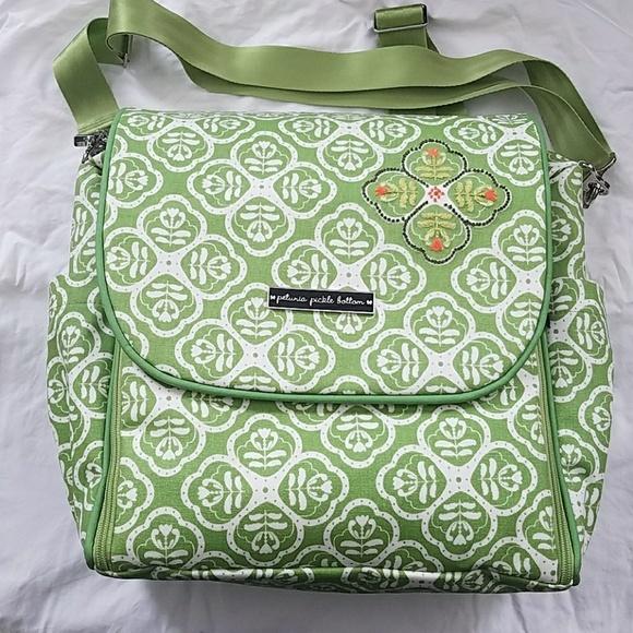 Petunia Pickle Bottom Accessories Petunia Pickle Bottom Boxy Backpack Diaper Bag Poshmark
